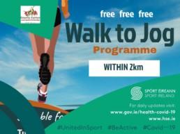 Walk to Jog